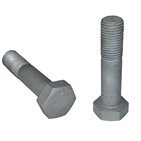 Heavy hex bolts A307B